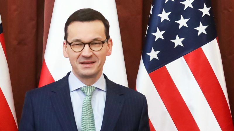 Morawiecki Polska budżet